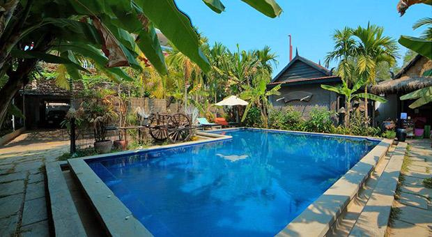 All cambodia villas